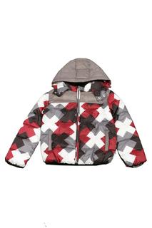 Куртка с капюшоном Silvian Heach Kids