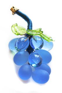 Брошь Виноград Divetro