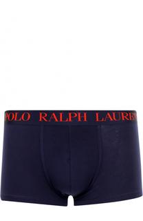 Хлопковые боксеры с широкой резинкой Polo Ralph Lauren