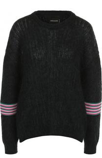 Вязаный пуловер свободного кроя с круглым вырезом Zadig&Voltaire Zadig&Voltaire