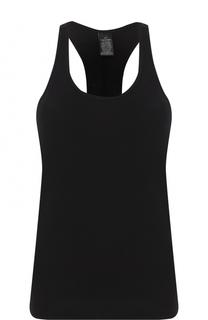 Однотонный топ с логотипом бренда Calvin Klein Underwear