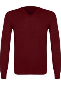 Пуловер из шерсти тонкой вязки TSUM Collection