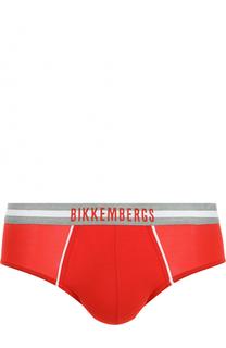 Хипсы с широкой резинкой Dirk Bikkembergs
