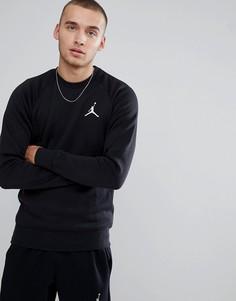 Черный свитшот Nike Jordan Flight 823068-010 - Черный