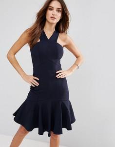 Платье Forever Unique - Синий
