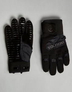 Лыжные перчатки Volcom Usstc - Черный