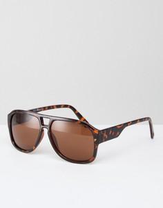 Солнцезащитные очки-маска AJ Morgan Surveyors - Черный