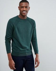 Зеленый джемпер Burton Menswear - Зеленый