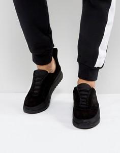 Черные кроссовки Blood Brother - Черный
