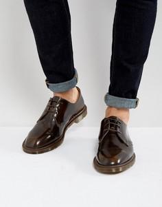 Туфли Dr Martens Made In England Steed - Рыжий