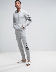 Узкие джоггеры Calvin Klein - Серый