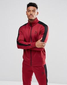 Красная спортивная куртка Puma Archive T7 57331209 - Красный