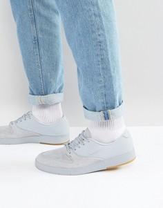 Серые кроссовки Nike SB Zoom P-Rod X 918304-006 - Серый