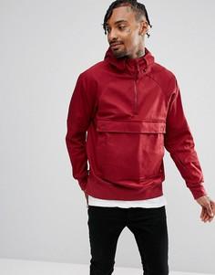 Красная куртка с короткой молнией Nike SB Everett 800176-677 - Красный
