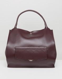 Сумка на плечо со стеганой отделкой кармана Fiorelli - Фиолетовый