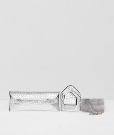 Подарочный набор Carvela Opal - Серебряный