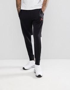 Черные джоггеры Nike Jordan Flight 884203-010 - Черный