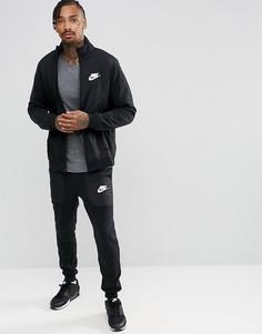Черный спортивный костюм Nike 863771-010 - Черный