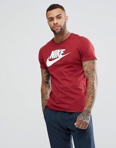 Красная футболка с логотипом Nike Futura 696707-678 - Красный