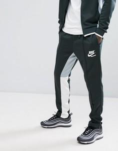Зеленые джоггеры Nike Archive 941849-332 - Зеленый