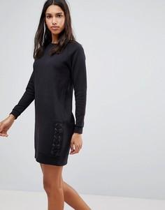Платье-джемпер Blend She Sara - Черный
