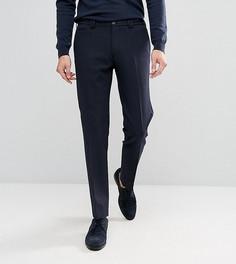 Облегающие брюки с принтом Noak - Темно-синий