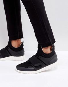 Черные кроссовки с ремешками Call It Spring - Черный