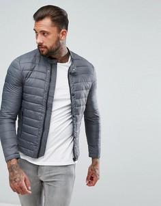 Легкая стеганая куртка Replay - Серый