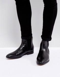 Черные ботинки челси Call It Spring Higon - Черный