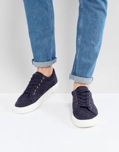 Темно-синие кроссовки ASOS - Темно-синий