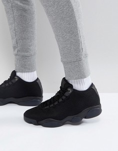 Черные низкие кроссовки Nike Jordan Horizon 845098-011 - Черный