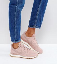 Розовые кроссовки Nike Internationalist - Розовый