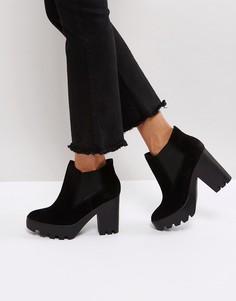 Ботинки челси Calvin Klein Jeans Sandy - Черный