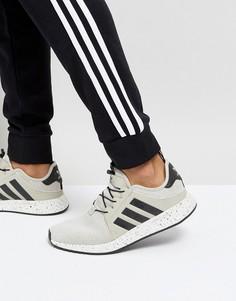 Бежевые кроссовки adidas Originals X_PLR BY9255 - Бежевый