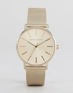 Часы Armani Exchange AX5536 - Золотой