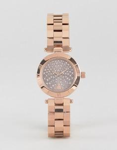 Золотистые наручные часы Vivienne Westwood VV092CHRS - Серебряный