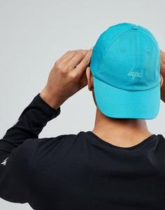 Сине-зеленая кепка Hype - Зеленый