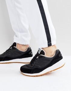 Черные кроссовки Saucony Shadow 6000 HT S70349-1 - Черный