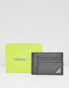 Черная кредитница Versace Jeans - Черный