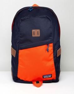 Рюкзак с темно-синей и красной отделкой Patagonia Ironwood - 20 л - Темно-синий