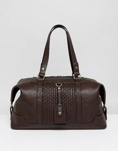 Коричневая сумка Dune Mandleson - Коричневый