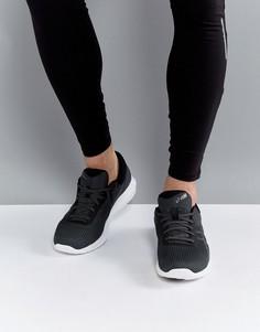Черные кроссовки Asics Nitrofuze 2 Active T7E3N-9097 - Черный