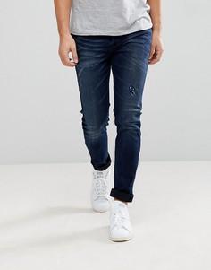 Узкие джинсы Only & Sons - Синий