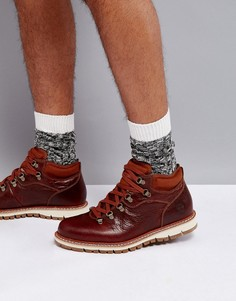 Походные ботинки Timberland Britton Hill - Коричневый