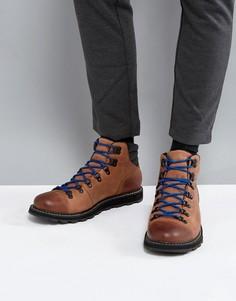 Коричневые водонепроницаемые походные ботинки Sorel Madson - Коричневый