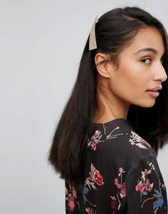 Заколка для волос треугольной формы Orelia - Золотой
