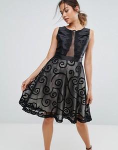 Платье для выпускного Amy Lynn - Черный