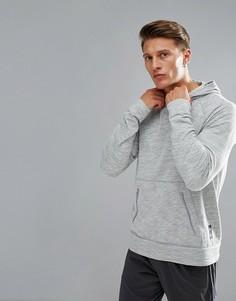 Худи серого цвета adidas X Reigning Champ Primeknit CE9538 - Серый