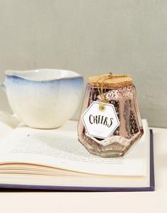 Свеча с ароматом клюквы и розы Paddy Wax - Мульти Paddywax