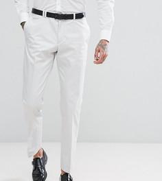 Серые брюки слим Noak Wedding - Серый